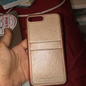 michael kors iphone 7/8plus case 😍😍